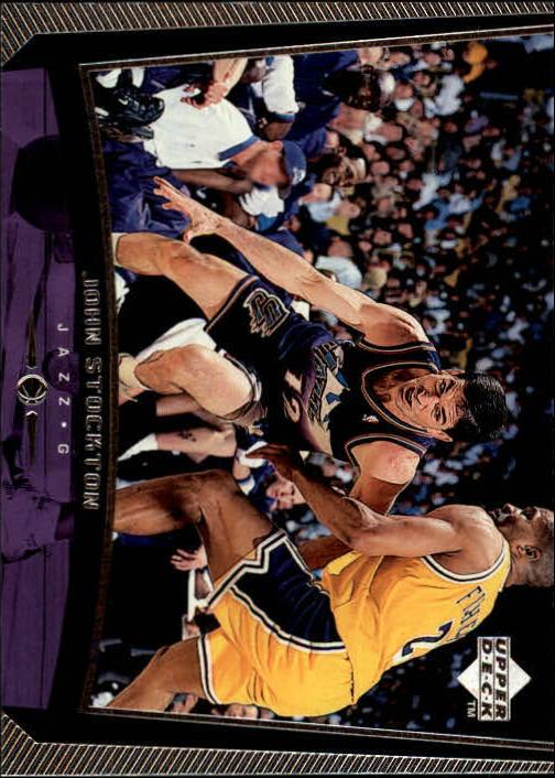 1998-99 Upper Deck #152 John Stockton