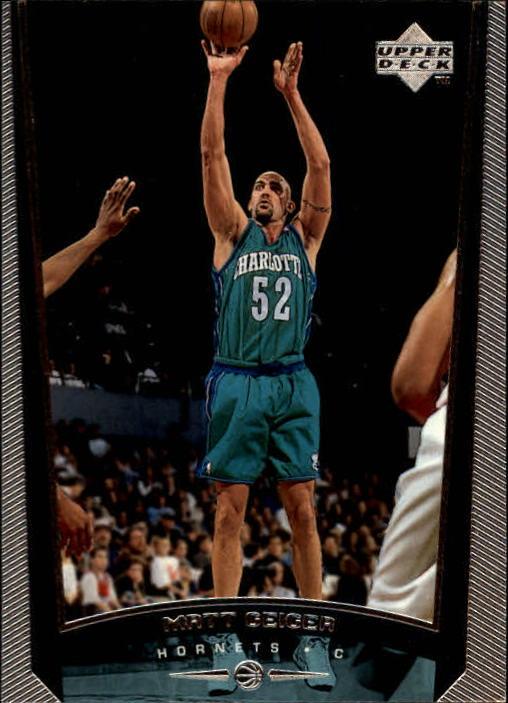 1998-99 Upper Deck #200 Matt Geiger