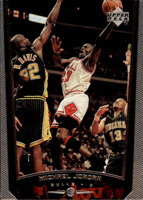 1998-99 Upper Deck #230F Michael Jordan