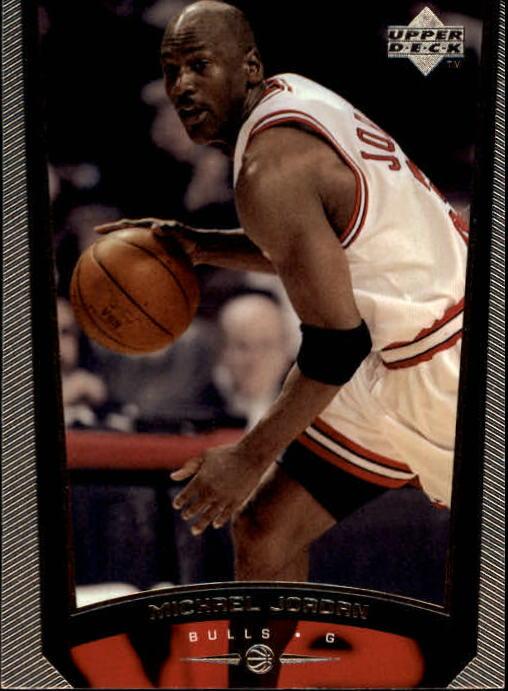 1998-99 Upper Deck #230K Michael Jordan