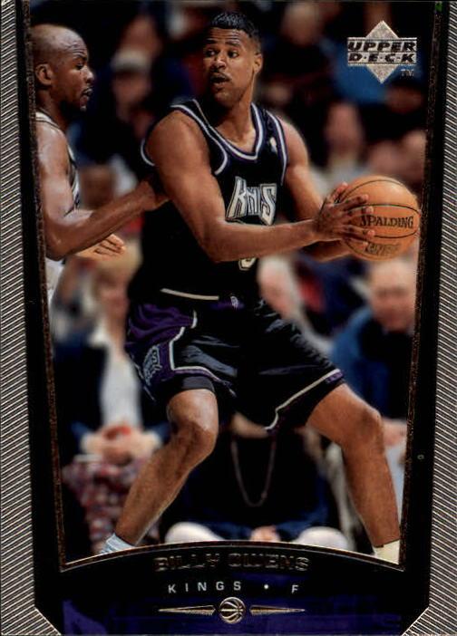 1998-99 Upper Deck #257 Billy Owens