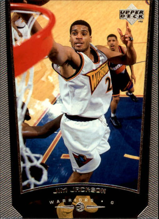 1998-99 Upper Deck #272 Jim Jackson
