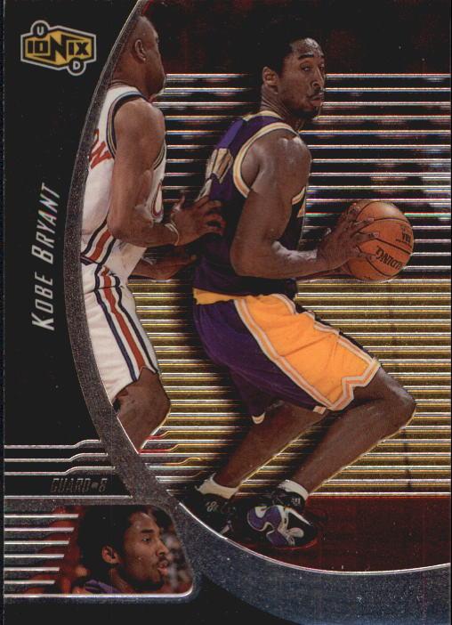 1998-99 UD Ionix #31 Kobe Bryant