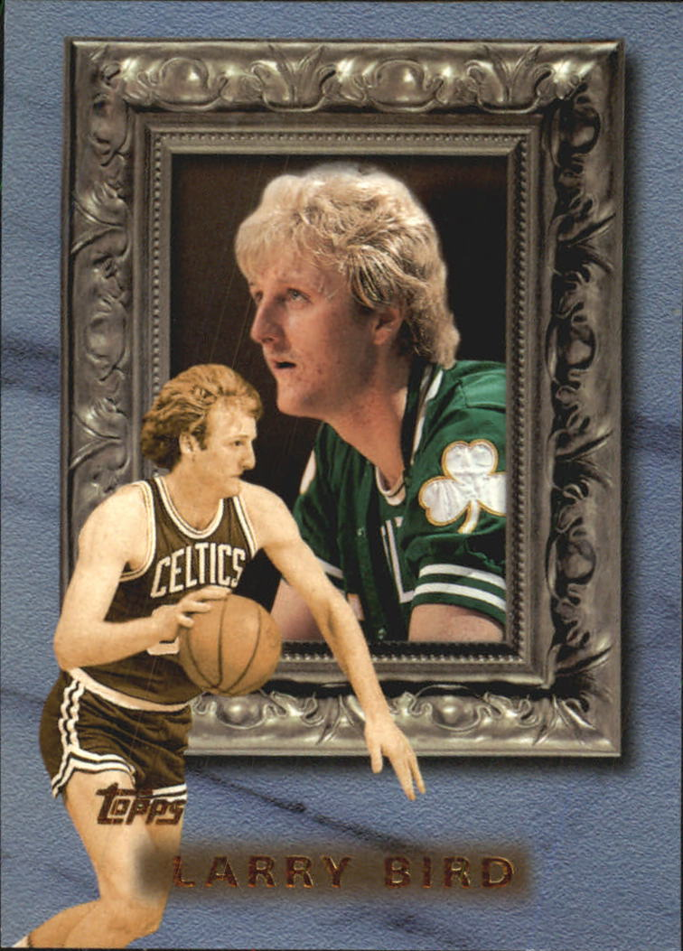 1998-99 Topps Classic Collection #CL1 Larry Bird