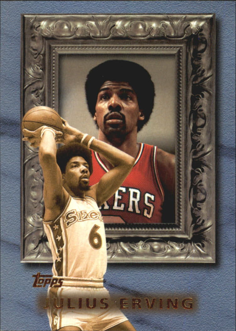1998-99 Topps Classic Collection #CL4 Julius Erving