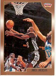 1998-99 Topps #44 Jaren Jackson