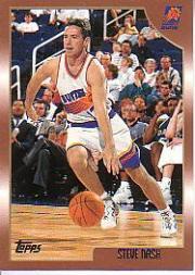 1998-99 Topps #51 Steve Nash