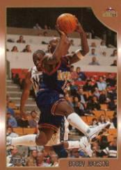 1998-99 Topps #69 Bobby Jackson