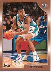 1998-99 Topps #87 Bobby Phills