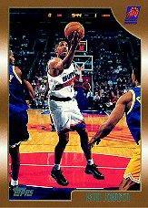 1998-99 Topps #89 Kevin Johnson