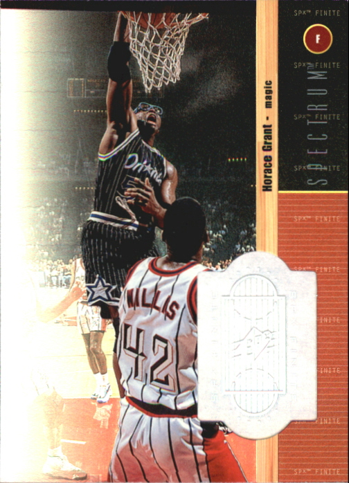 1998-99 SPx Finite Spectrum #20 Horace Grant