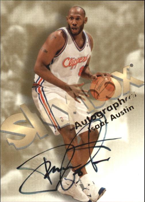 1998-99 SkyBox Premium Autographics #4 Ray Allen
