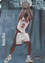 1998-99 SkyBox Thunder #2 Larry Johnson
