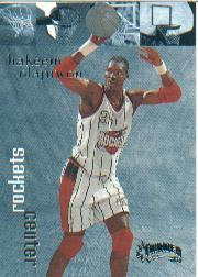 1998-99 SkyBox Thunder #3 Hakeem Olajuwon