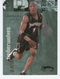 1998-99 SkyBox Thunder #17 Anthony Peeler