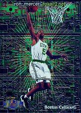 1998-99 Flair Showcase takeit2.net #12 Ron Mercer