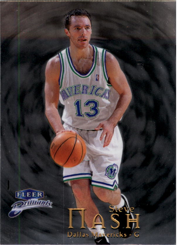 1998-99 Fleer Brilliants #3 Steve Nash