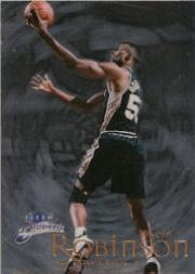 1998-99 Fleer Brilliants #82 David Robinson