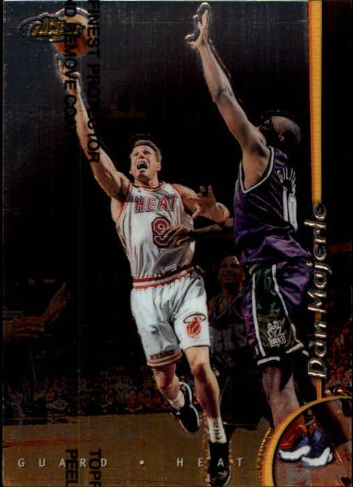 1998-99 Finest #63 Dan Majerle