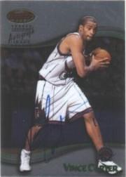 1998-99 Bowman's Best Autographs #A9 Vince Carter