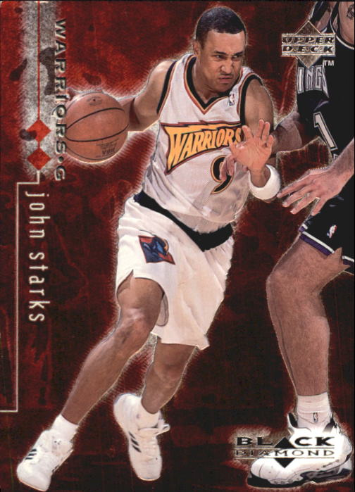 1998-99 Black Diamond Double Diamond #36 John Starks