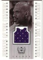 1999 Upper Deck Century Legends Jerseys of the Century #KA Kareem Abdul-Jabbar