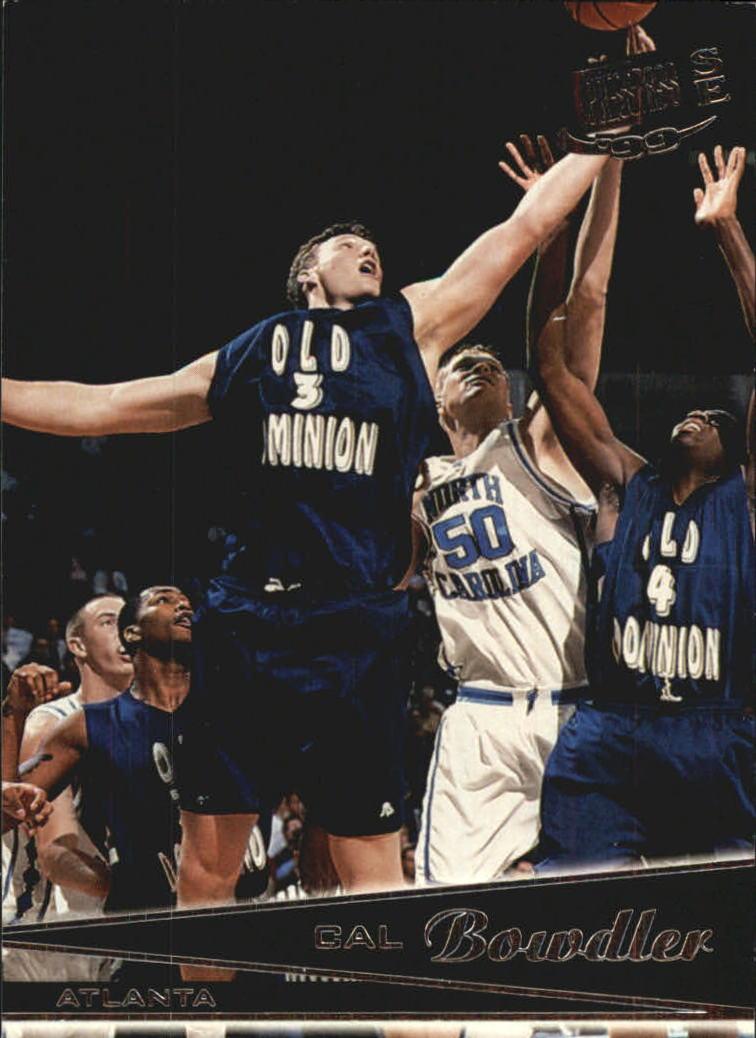 1999 Press Pass SE Alley Oop #13 Cal Bowdler