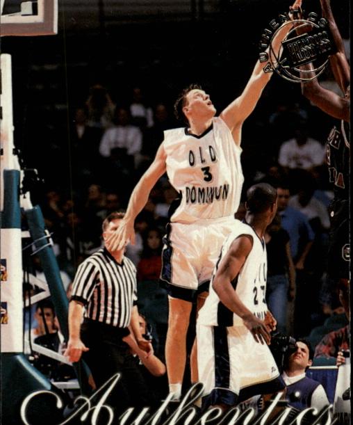 1999 Press Pass Authentics Hang Time #13 Cal Bowdler