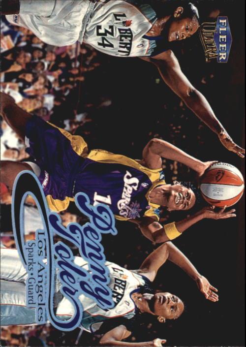 1999 Ultra WNBA #8 Penny Toler