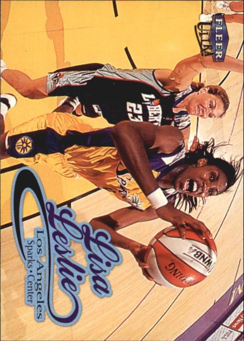1999 Ultra WNBA #11 Lisa Leslie
