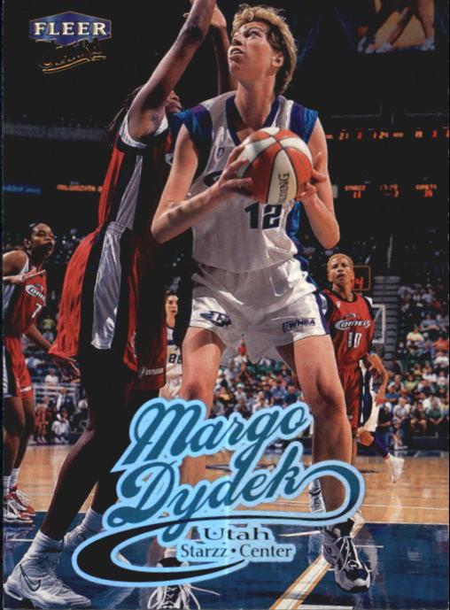 1999 Ultra WNBA #58 Margo Dydek RC