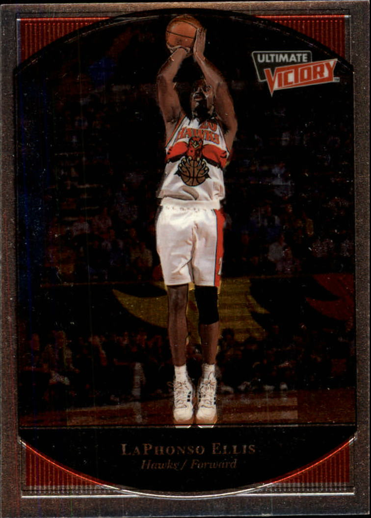 1999-00 Ultimate Victory #3 LaPhonso Ellis