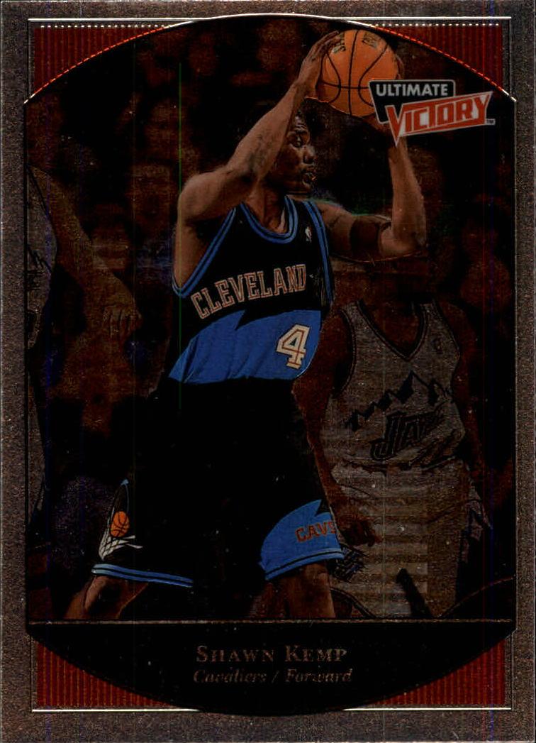 1999-00 Ultimate Victory #13 Shawn Kemp