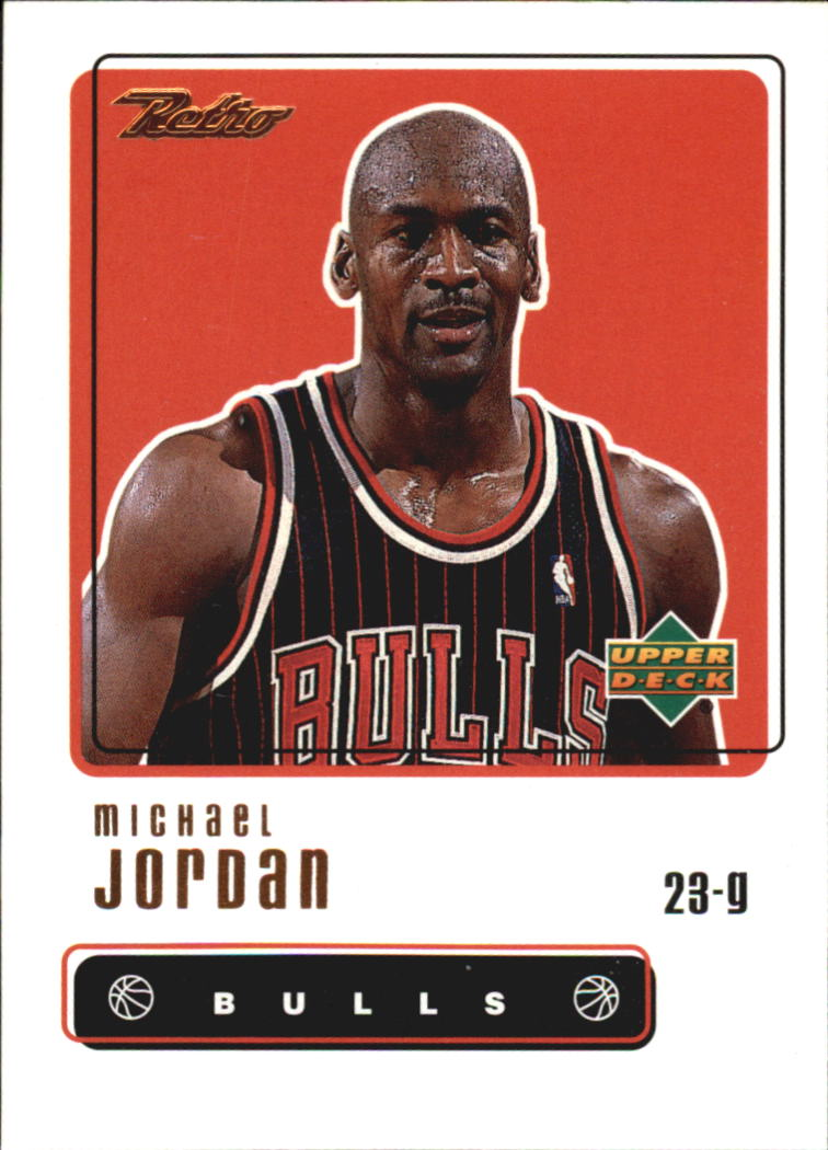 1999-00 Upper Deck Retro #1 Michael Jordan
