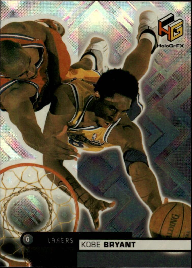 1999-00 Upper Deck HoloGrFX #28 Kobe Bryant