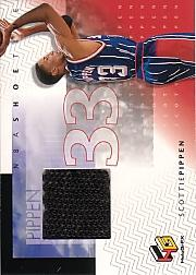 1999-00 Upper Deck HoloGrFX NBA Shoetime #SPS Scottie Pippen