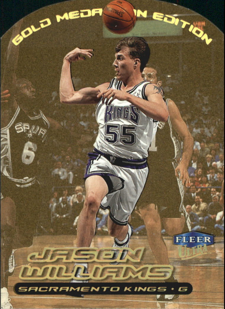 1999-00 Ultra Gold Medallion #10 Jason Williams