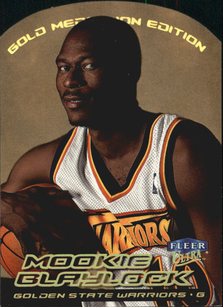 1999-00 Ultra Gold Medallion #12 Mookie Blaylock