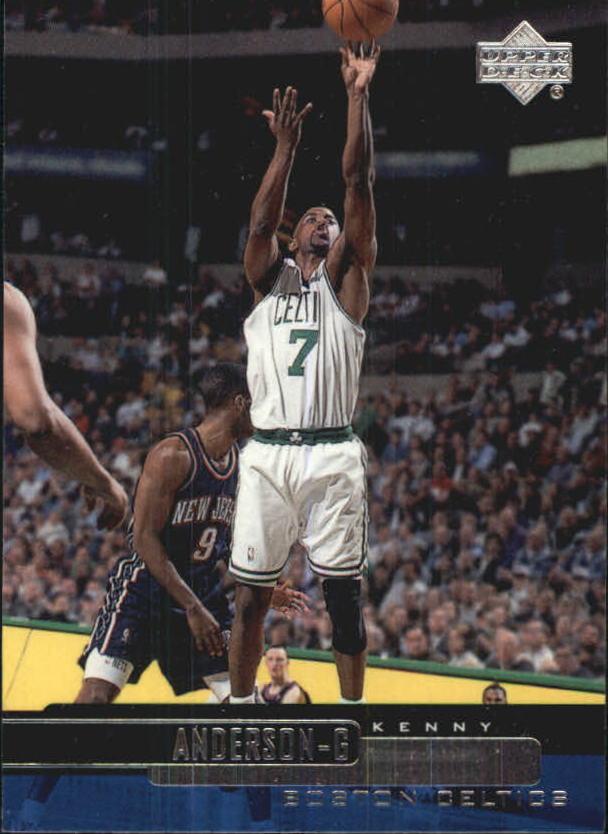 1999-00 Upper Deck #6 Kenny Anderson