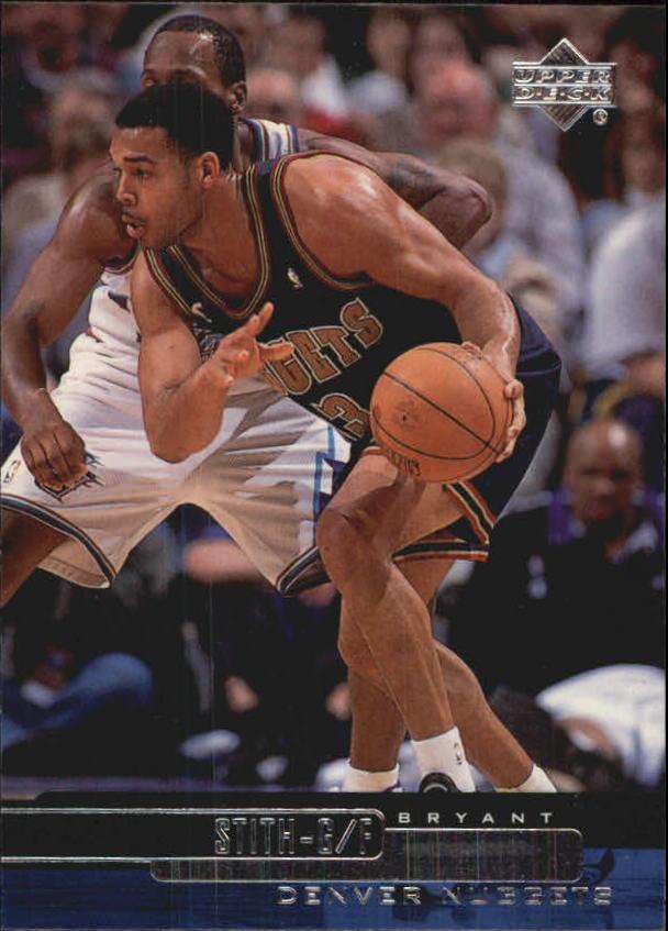 1999-00 Upper Deck #33 Bryant Stith