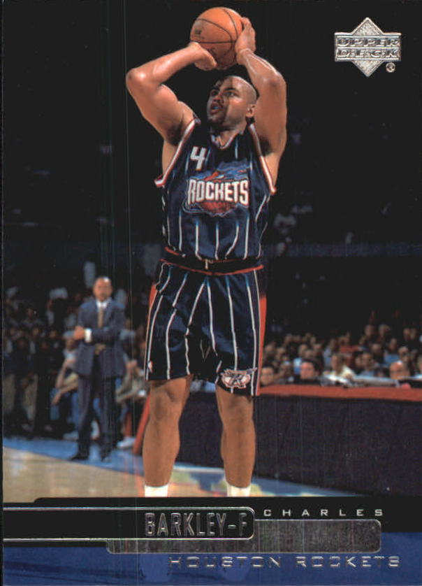 1999-00 Upper Deck #46 Charles Barkley