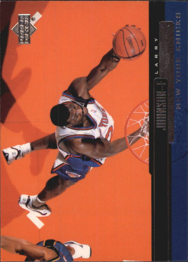 1999-00 Upper Deck #82 Larry Johnson