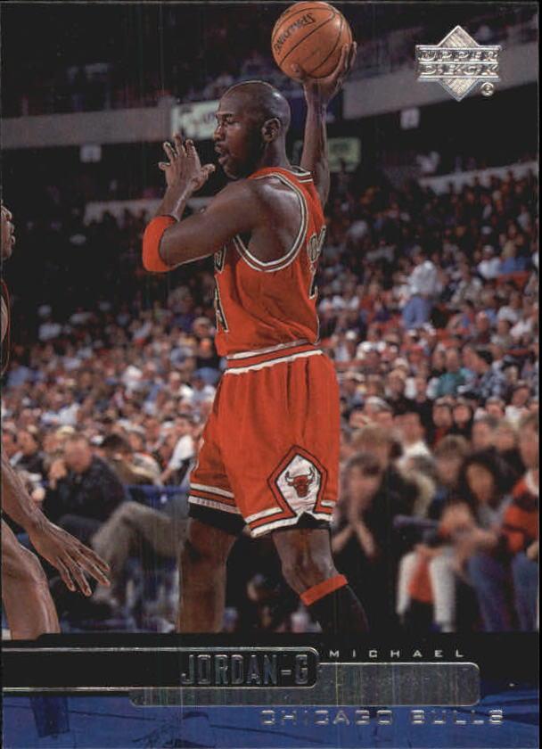 1999-00 Upper Deck #154 Michael Jordan CL