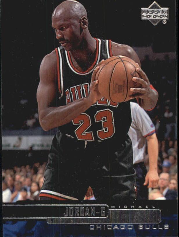 1999-00 Upper Deck #155 Michael Jordan CL