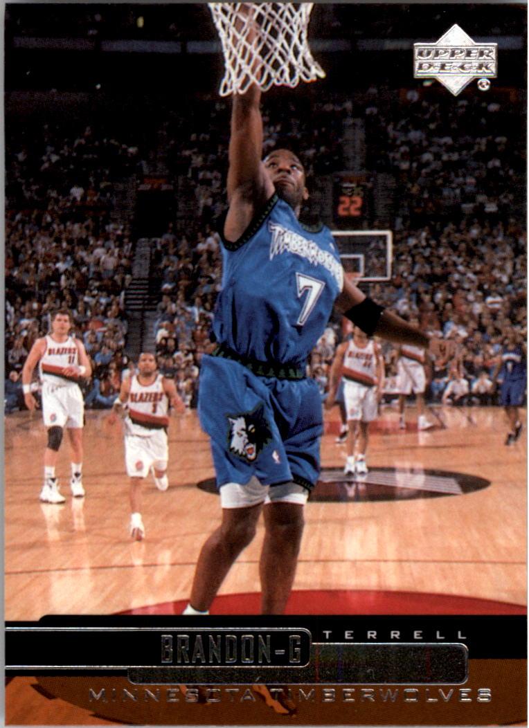 1999-00 Upper Deck #251 Terrell Brandon