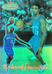 1999-00 Topps Gold Label Class 1 #92 Richard Hamilton RC