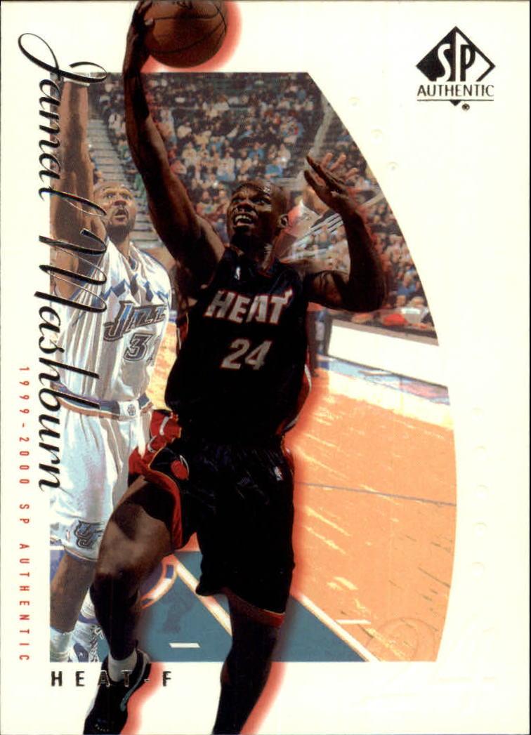1999-00 SP Authentic #43 Jamal Mashburn