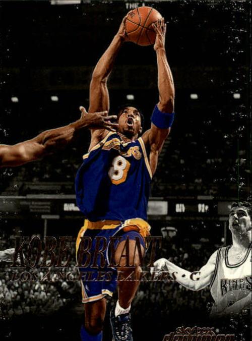 1999-00 SkyBox Dominion #30 Kobe Bryant