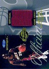 1999-00 Fleer Mystique Feel the Game #7 Gary Payton