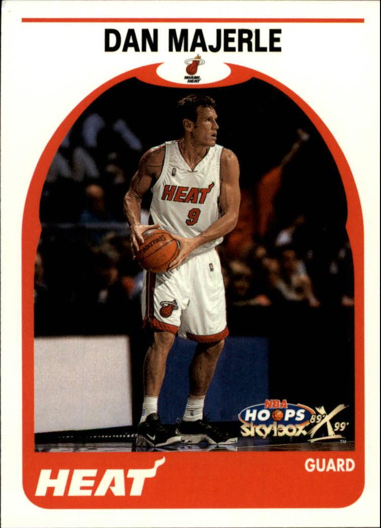 1999-00 Hoops Decade #94 Dan Majerle